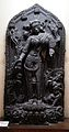 Khadiravani Tara - 2nd Regnal Year of Ramapala - Circa - 10th Century AD - Bihar - Indian Museum - Kolkata 2012-11-16 2004.JPG