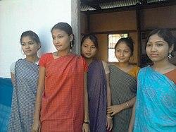 Khasia Woman-03, Srimongol, Moulvibazar, Bangladesh, (C) Biplob Rahman 2012