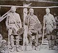 Khevsur warriors wearing their traditional armor.jpg