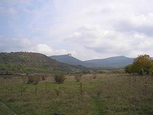 Bilohirsk Raion - Landscape in Bilohirsk Raion (Belogorsky District)
