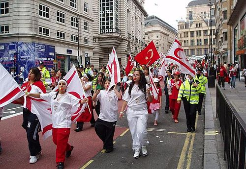 There is a strong Turkish Cypriot community in London