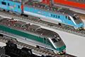 Kibu N scale TRA Green E1000 Push-Pull Tze-Chiang Limited Express.JPG