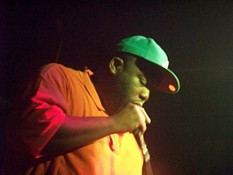Killer Mike - Killer Mike performing in May 2008.