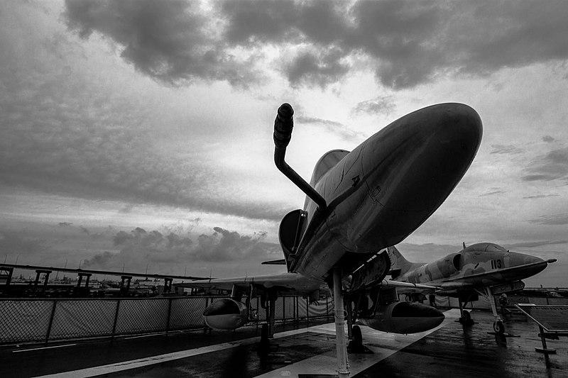File:Killer birds at USS Lexington 02.jpg