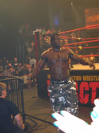 Ron Killings - Killings in TNA