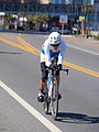 Kim Loeffler 3rd Female on bike at Ironman Florida 2010.jpg