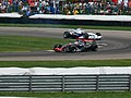 Kimi Räikkönen and Nick Heidfeld 2006 Indianapolis.jpg