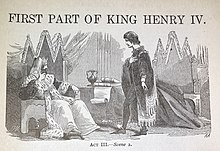 An analysis of the topic of the first part of king henry the fourth a play by william shakespeare