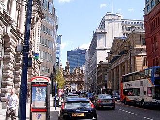King Street, Manchester - King Street, Manchester city centre
