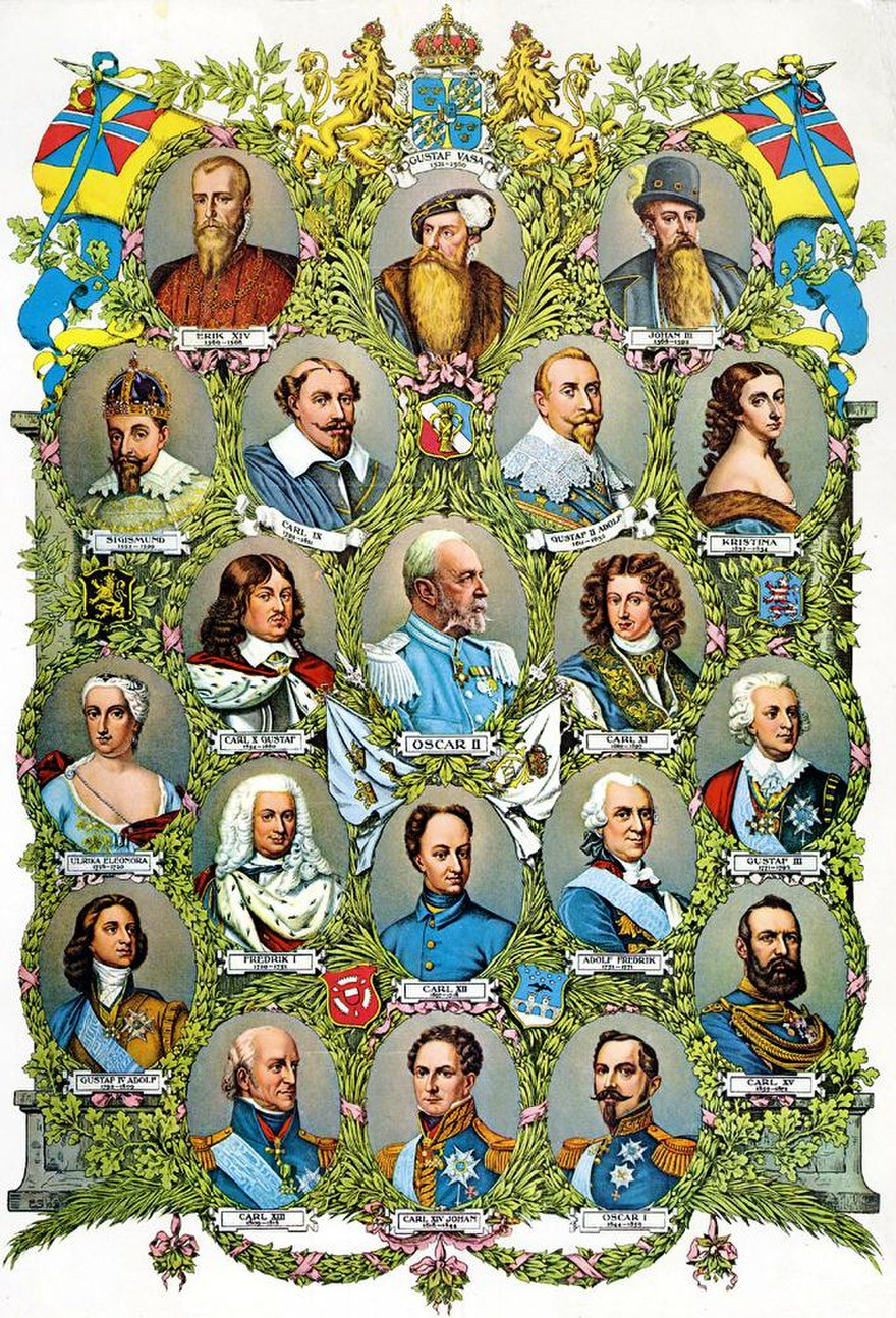 List of Swedish monarchs - The Reader Wiki, Reader View of