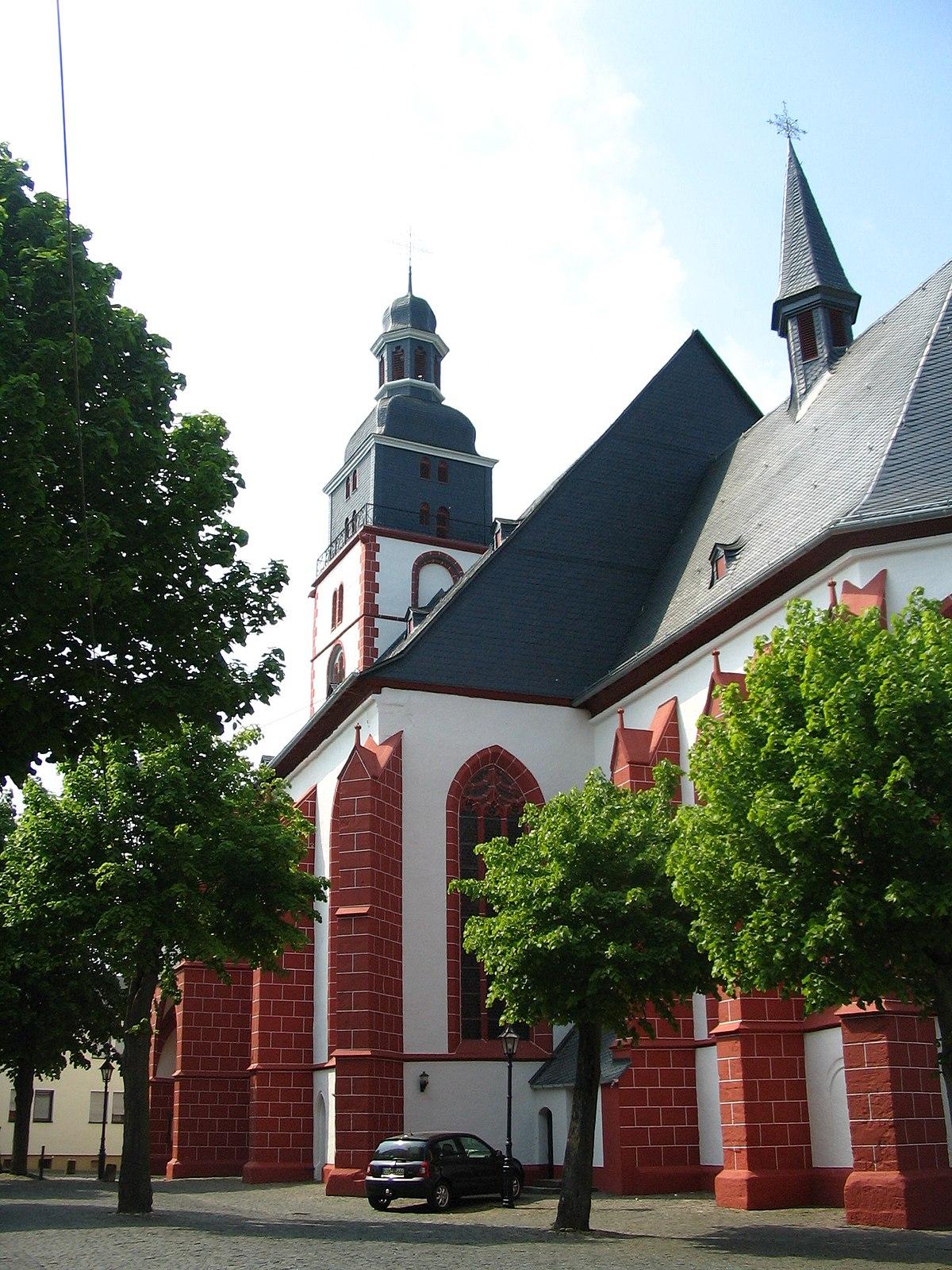 Kirchberg, Rhein-Hunsrück - Wikipedia