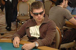 Kirill Gerasimov Russian poker player