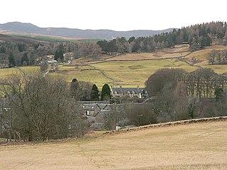 Kirkmichael, Perth and Kinross Human settlement in Scotland
