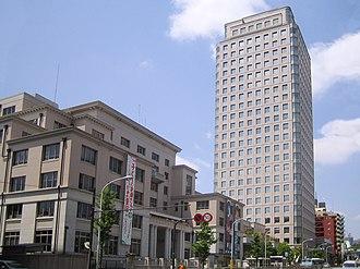 Kodansha - The exterior of Kodansha's main headquarters in Bunkyo, Tokyo, Japan