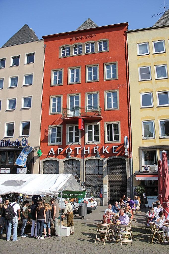 File koeln altstadt nord jan von werth apotheke alter for Media markt koln marsdorf
