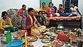 Kojagari Lakshmi Puja - Bengali Brahman Family - Howrah 20171005185841.jpg
