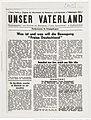 Komitee Freies Deutschland in Sud-Frankreich, Unser Vaterland, 1943.jpg