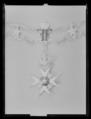 Kommendörskors, Nordstjärneorden, Sverige, modell från 1800-talets slut eller 1900-talet - Livrustkammaren - 19830.tif