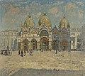 Konstantin Gorbatov - Piazza San Marco, Venice.jpg