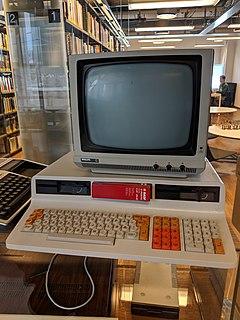 Tiki 100 home computer
