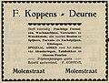 Koppens, f - fornuizen, wasmachines enz. 1923.jpg
