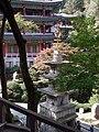 Korea-Danyang-Guinsa Three Story Stone Pagoda 2918-07.JPG