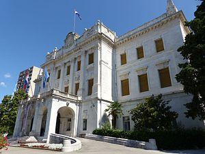 Alajos Hauszmann - Governor's Palace - Rijeka