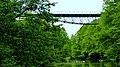 Koronowo - widok mostu kolei wąskotorowej. - panoramio (4).jpg