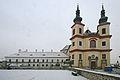 Kostel Nalezení sv. Kříže, piaristický s kolejí (Litomyšl) 02.JPG