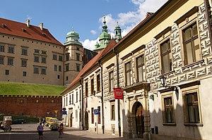 Krakow Kanonicza 20070804 1000