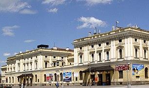 Krakow main railway station.JPG