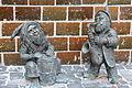 Krasnale tolerancji (Tolerance Dwarves) Wroclaw dwarf 02.JPG