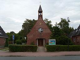 Die Johanniskirche in Kremperheide, Dorfstraße 68