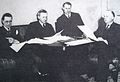 Kreugerkommissionen. E Browaldh, T Nothin, J Wallenberg, M Fehr.JPG