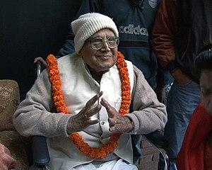 Krishna Prasad Bhattarai - Kishunji