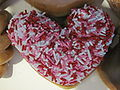 Krispy Kreme Valentine's Day-themed donut.JPG