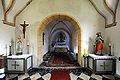 Krumpendorf Pirk Filialkirche Heiliger Ulrich Innenraum 13062010 12.jpg