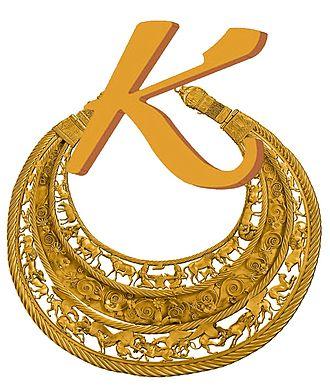 Kultura (Ukrainian television channel) - Original logo (2002—2017)