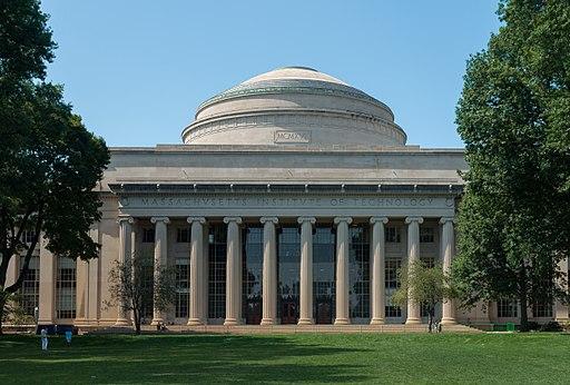 Kuppelbau im MIT