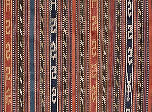 Kurdish rugs - Image: Kurdish Bojnurd Jajim