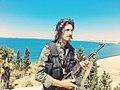 Kurdish YPG Fighter (21057132582).jpg