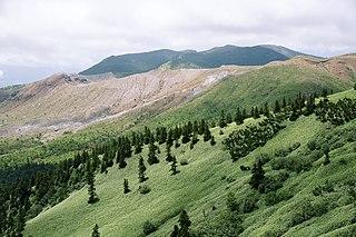 Jōshinetsu-kōgen National Park