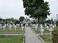 Kwatera żołnierzy poległych we wrzesniu 1939 roku na cmentarzu przykościelnym.jpg