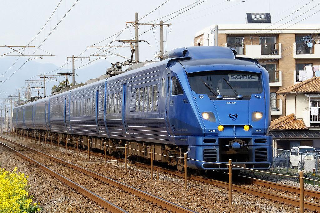 883系電車