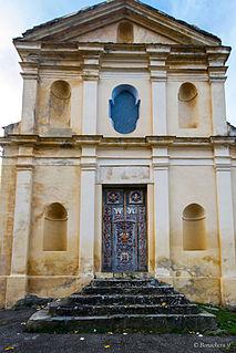Piedipartino Commune in Corsica, France