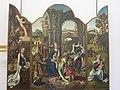 L'Adorazione dei Magi, l'Annunciazione, il riposo nella fuga in Egitto di Pieter Coeck van Aelst.JPG