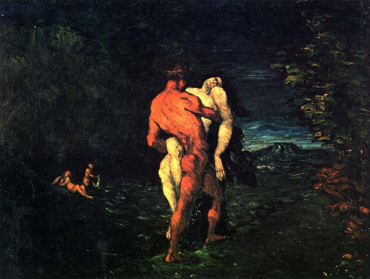 L'Enlevement, par Paul Cezanne.jpg