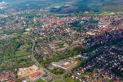 Lüdinghausen, Ortsansicht 2014 7298