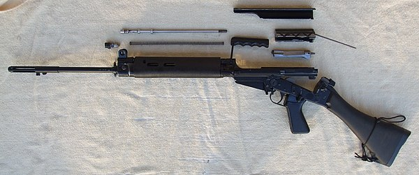 L1A1 Self-Loading Rifle - Wikiwand