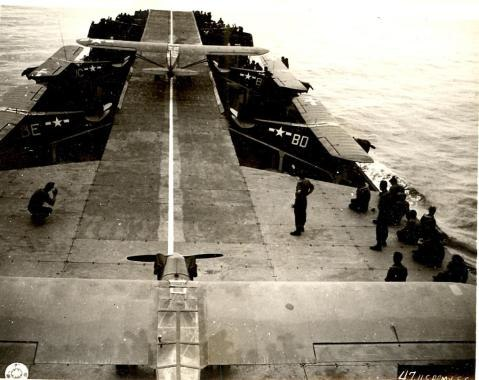 LST Aircraft Carrier